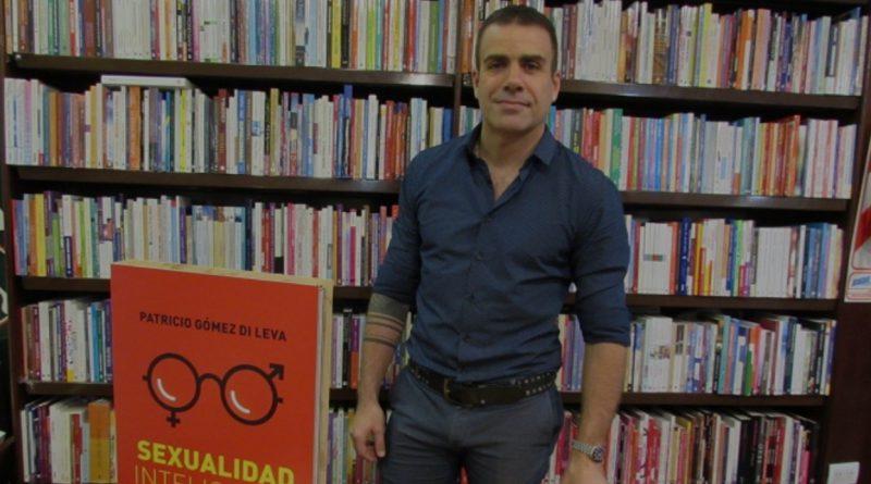 Patricio Gómez Di Leva: «Muchas veces, las cosas que pasan en la pareja hacen que nos separemos en lo íntimo y sexual»