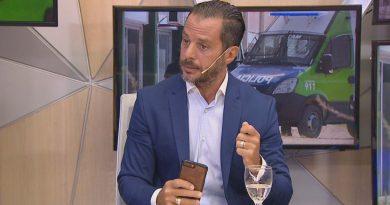 Gabriel Zurdo: «La misma información que depositamos en el celular, es susceptible de ser utilizada por la industria del ciberdelito»