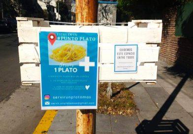 Servir un Plato Más, una organización que se encarga de los que menos tienen
