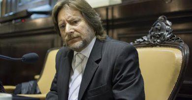 Carlos Rozanski: «Hay que sacar de la justicia al núcleo corrupto que es muy fuerte»